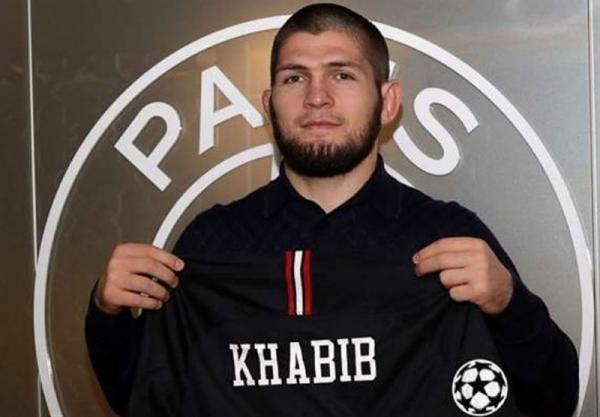 نورماگمدوف: رونالدو اگر در داغستان به جهان می آمد به جای فوتبال قهرمان UFC می شد