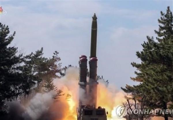 شلیک 2 موشک کوتاه برد کره شمالی در پی مانور مشترک آمریکا و کره جنوبی