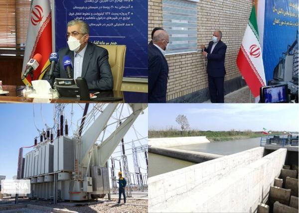 خبرنگاران 6 پروژه صنعت آب و برق؛ سهم 3 استان از پویش الف - ب -ایران