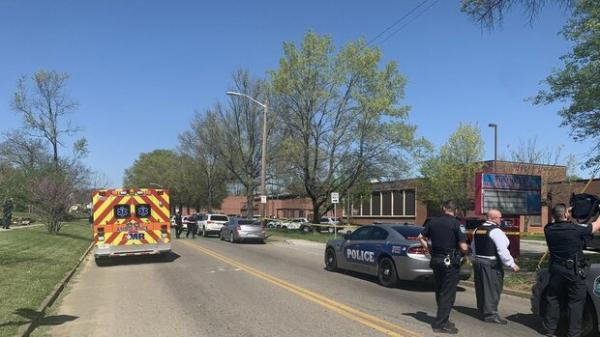 تیراندازی در یک دبیرستان در ایالت تنسی آمریکا، یک تن کشته شد