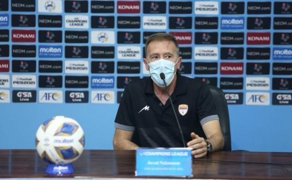 یوسو سسما: پنالتی ما و اخراج السد گم شد، داوری ها علیه تیم های ایرانی است