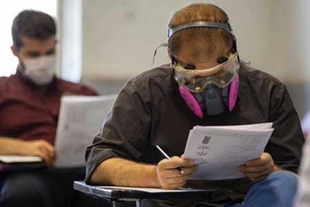 کنکور 1400 در تاریخ مقرر برگزار می گردد ، آزمون کارشناسی ارشد خرداد برگزار نخواهد شد