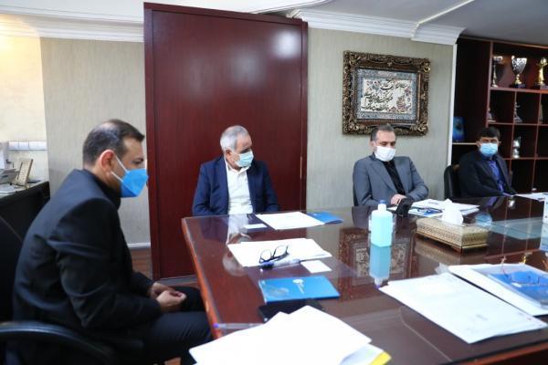 هیات رییسه احکام کمیته ها را صادر کرد؛ جلال چراغپور سرپرست کمیته آموزش شد
