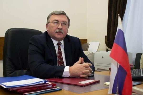 اولیانوف: توافق ایران و آژانس اتمی برای مذاکرات وین سودمند است