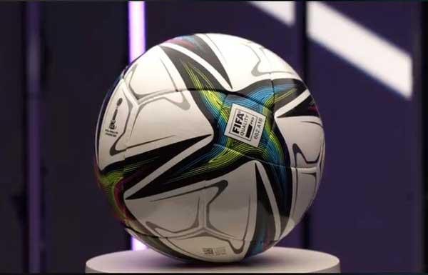 توپ جام جهانی فوتسال رونمایی شد
