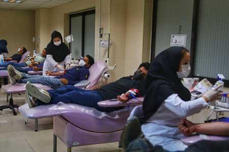 تزریق واکسن کرونا منعی برای اهدای خون نیست