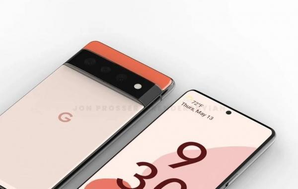 قدرت تراشه و قیمت گوشی های سری پیکسل 6 گوگل لو رفت