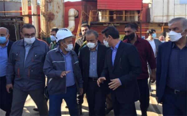 رزم حسینی: سیاست وزارت صمت حرکت معادن در راستای توسعه متوازن منطقه ای است