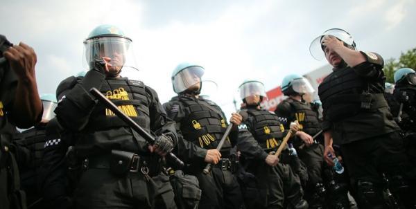 اندکا؛ ابزار پلیس آمریکا برای شنود معترضان در فضای مجازی