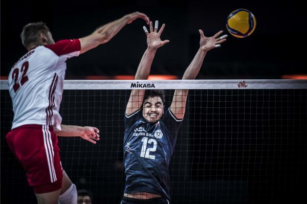 سقوط آزاد تیم ملی والیبال ایران در رنکینگ جهانی
