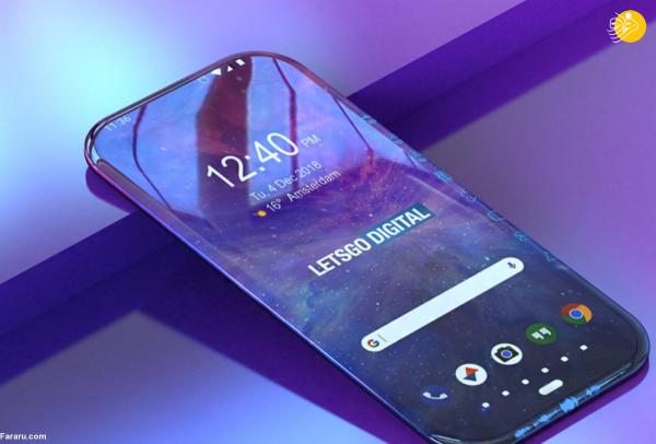 گوشی های مجذوب کننده شیائومی با صفحه نمایش گرد