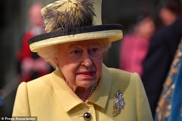 بهترین آرزوها برای اون، پیام ملکه انگلیس به رهبر کره شمالی