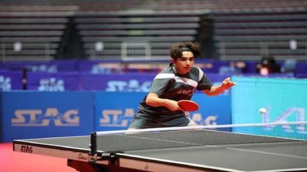 درخشش شمس در رقابت های تنیس روی میز پرتغال
